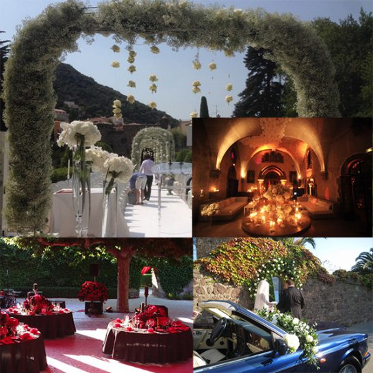 Wedding in Côte d'Azur (2)(jp)