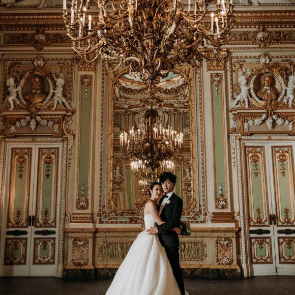 Wedding in Malta, elegant palace (jp)