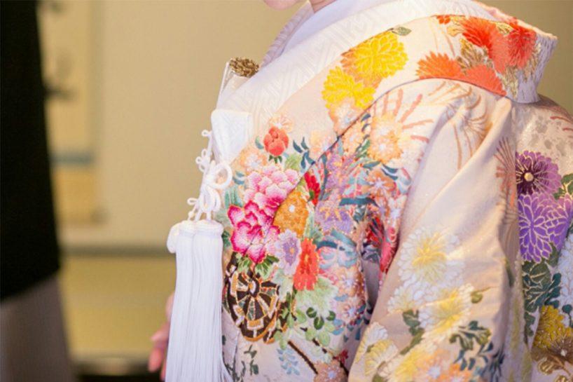 Wedding Kimono (Shiromuku,Iro-uchikake)