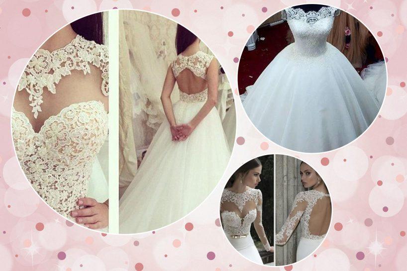 Wedding Dress of custom made